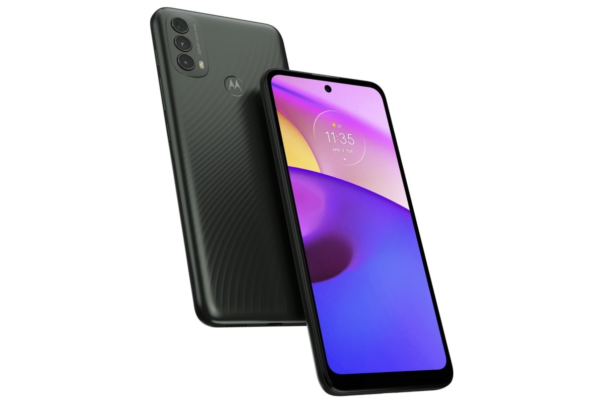 Motorola Moto E40 With Triple Rear Cameras, 90Hz Display Launched in India:  Price, Specifications | Technology News