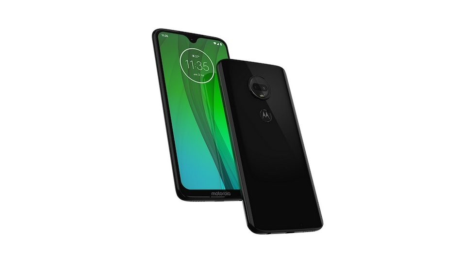 Motorola Moto G7 को एंड्रॉयड 10 अपडेट मिलना शुरू