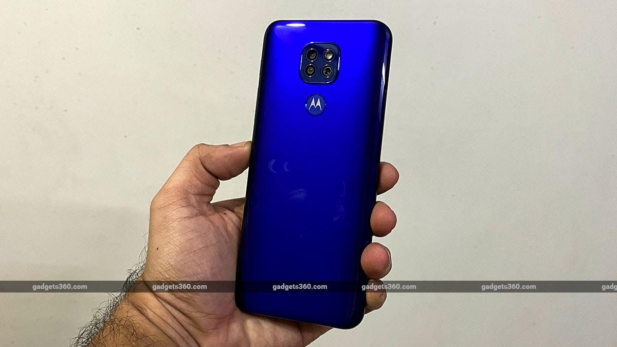 motorola moto g9 back panel Motorola Moto G9 First Impressions