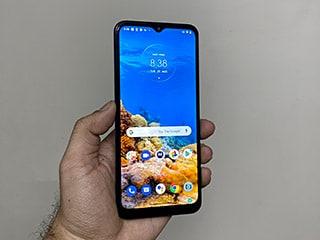 Motorola Moto G9 First Impressions