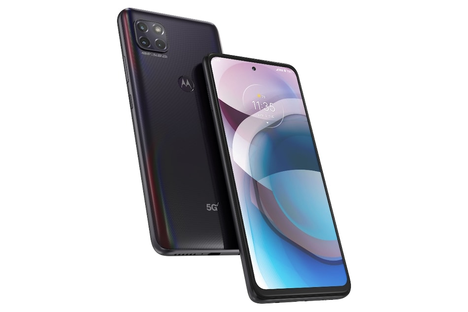 Motorola One 5G UW Ace With Snapdragon 750G SoC, Ultra-Wideband Connectivity Launched: Price, Specifications