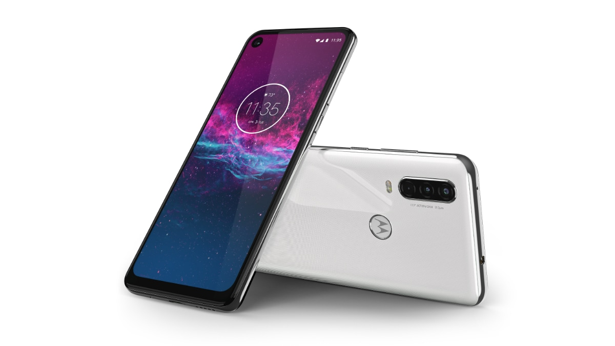 Motorola One Action With Triple Rear Cameras, 21:9 CinemaVision Display Launched: Price, Specifications