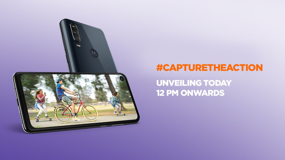 Motorola One Action With Ultra-Wide Action Camera Set to Launch in India Today: Live Updates