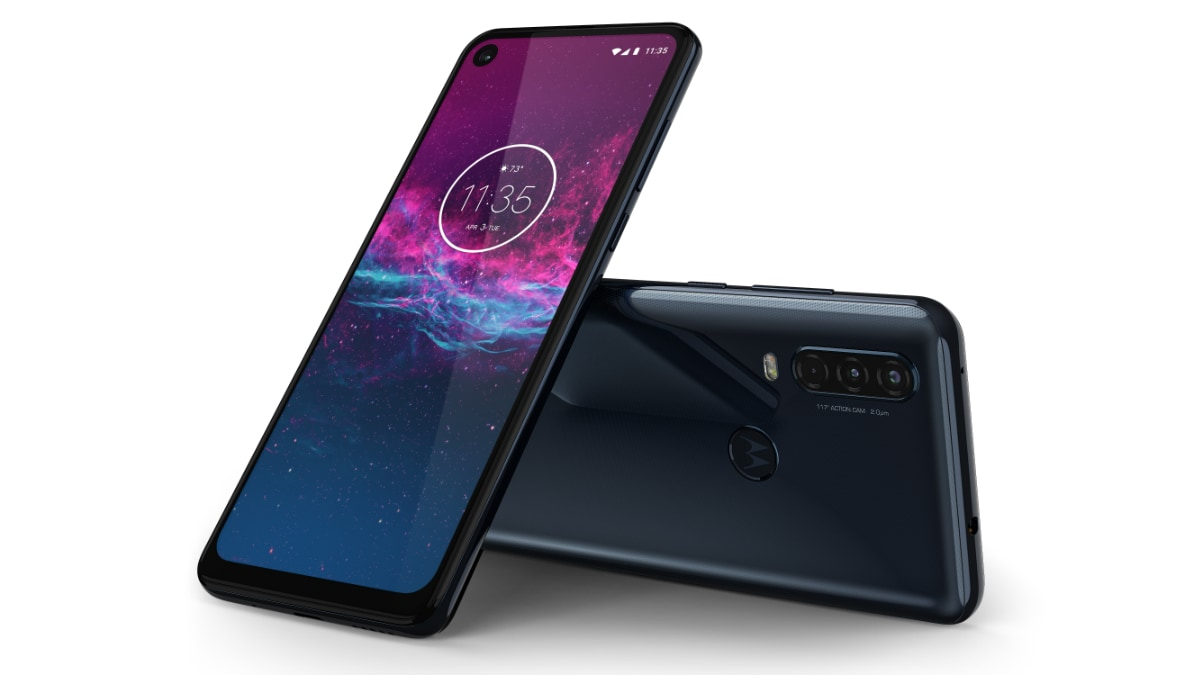Image result for motorola one action