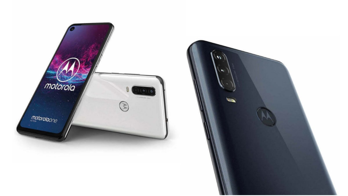 Motorola One Action Price, Specifications Leak Thanks to Brief Listing on Amazon Germany