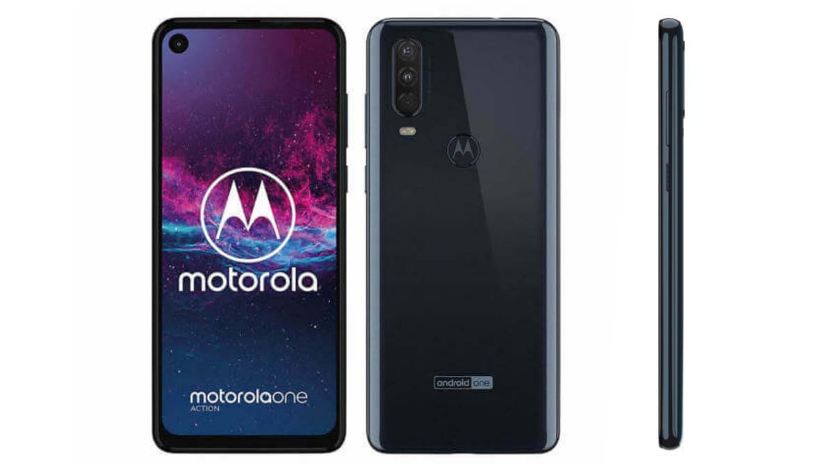 Motorola to Launch New Phone on August 23 in India, Expected to Be Motorola One Action