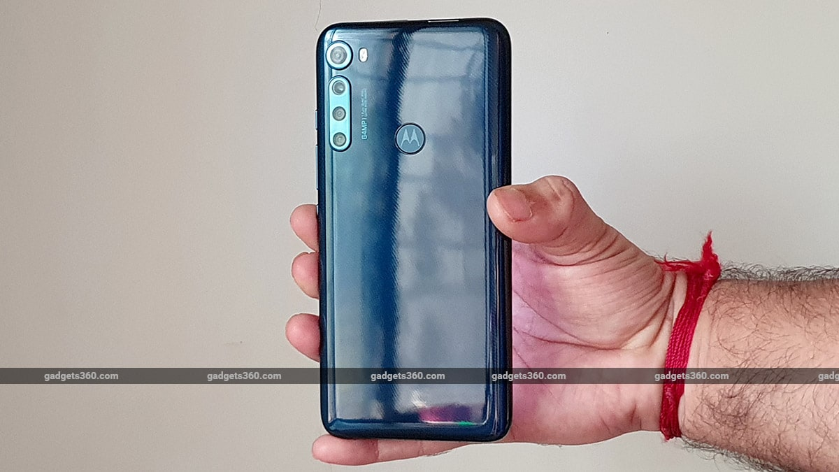 motorola one fusion plus back Motorola One Fusion First impressions