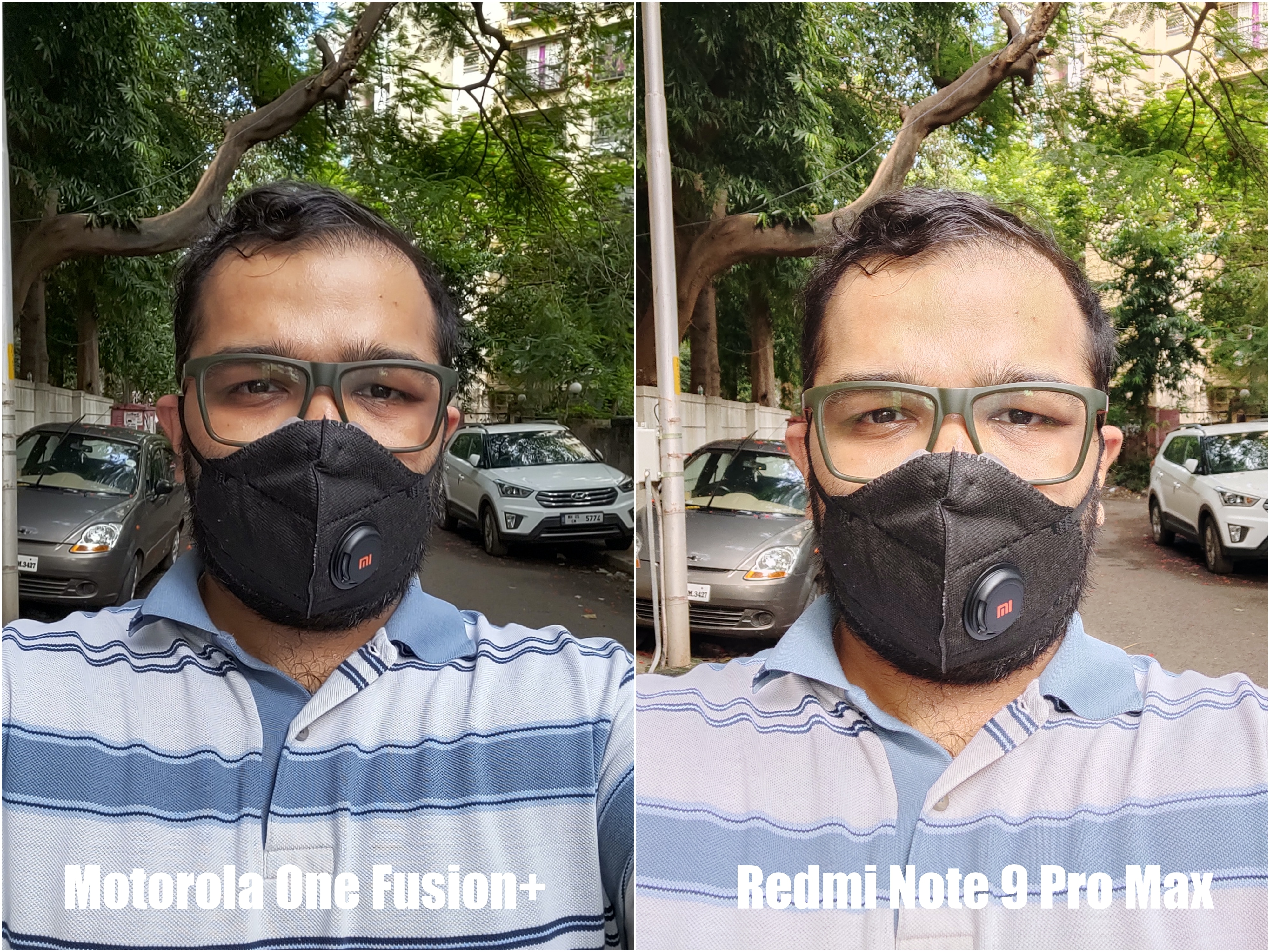 Motorola One Fusion Vs Redmi Note 9 Pro Max Best Phone Under Rs 20 000 Ndtv Gadgets 360
