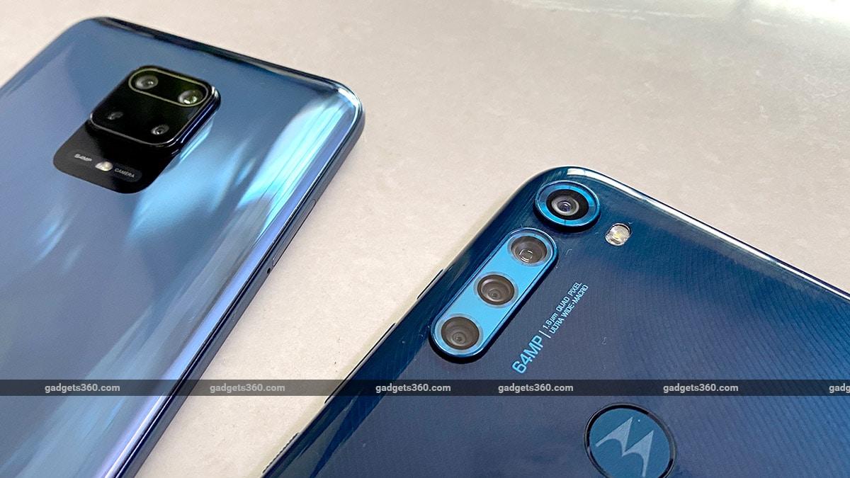 motorola one fusion plus vs redmi note 9 pro max cameras Motorola One Fusion vs Redmi Note 9 Pro Max Comparison
