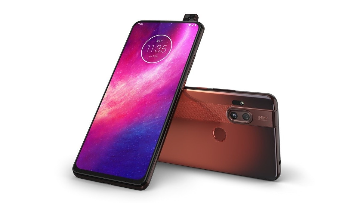 Motorola One Hyper arrives with 64MP rear camera and pop-up selfie snapper