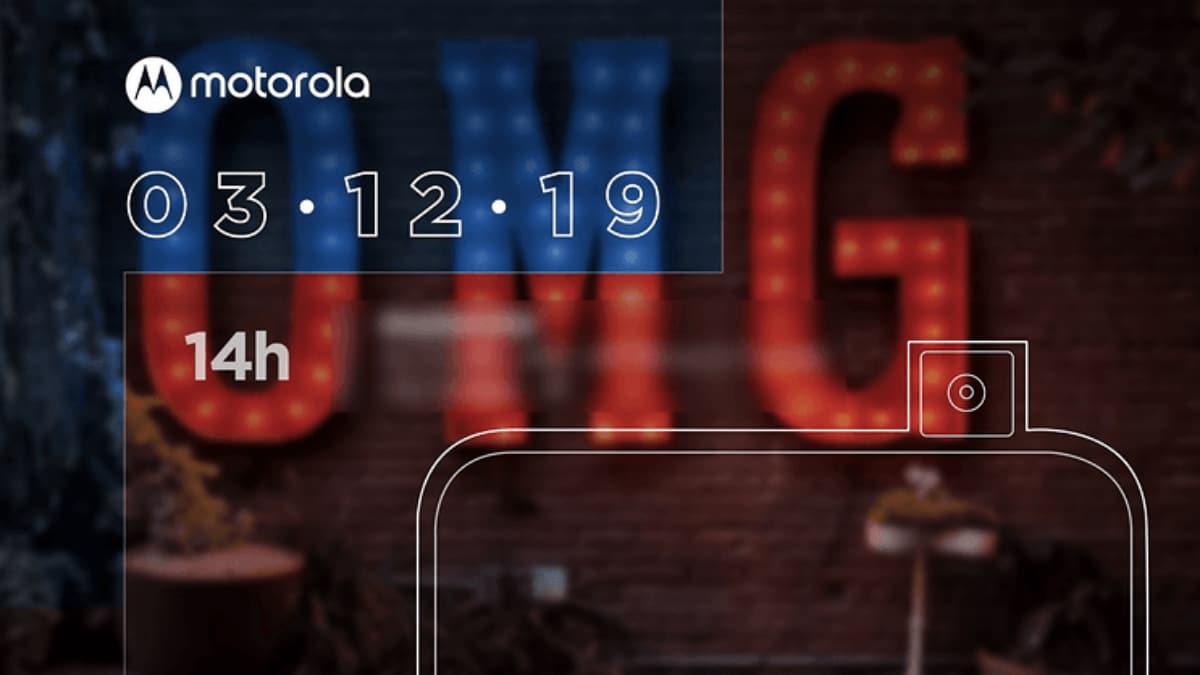 motorola one hyper launch invite androidpit Motorola One Hyper  Motorola