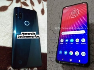 Motorola Phone Sporting a Pop-Up Selfie Camera Surfaces in Leaked Images