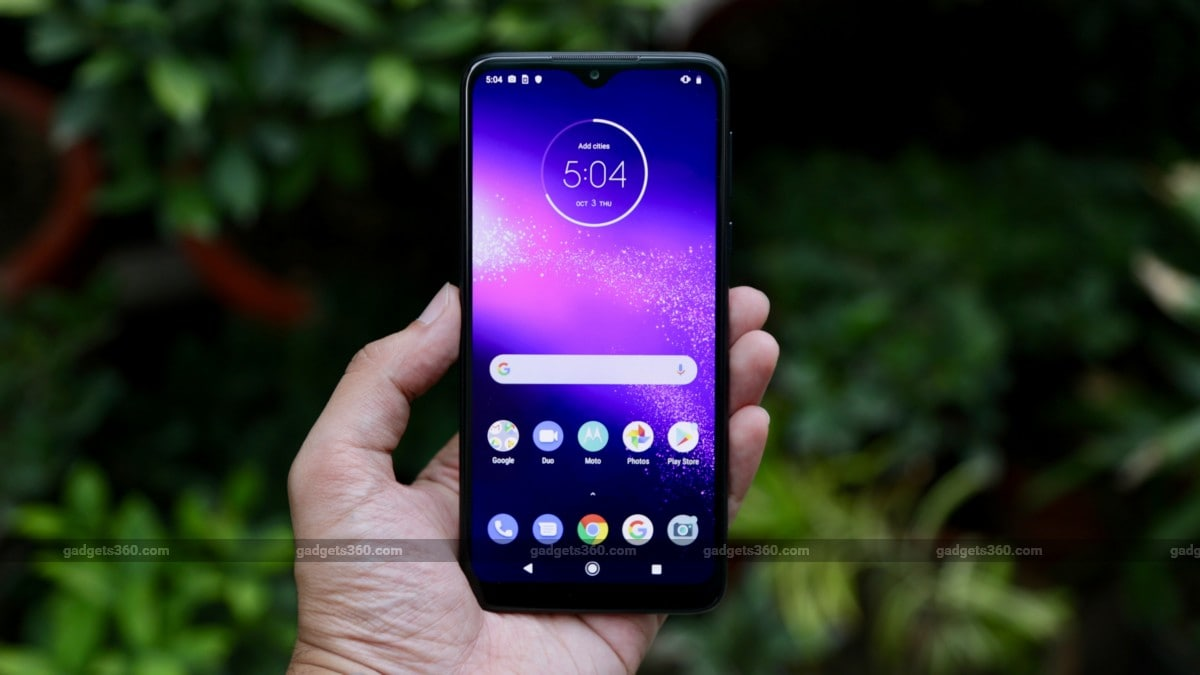 Motorola One Macro With Dedicated Macro Camera, Helio P70 SoC Launched in India: Price, Specifications
