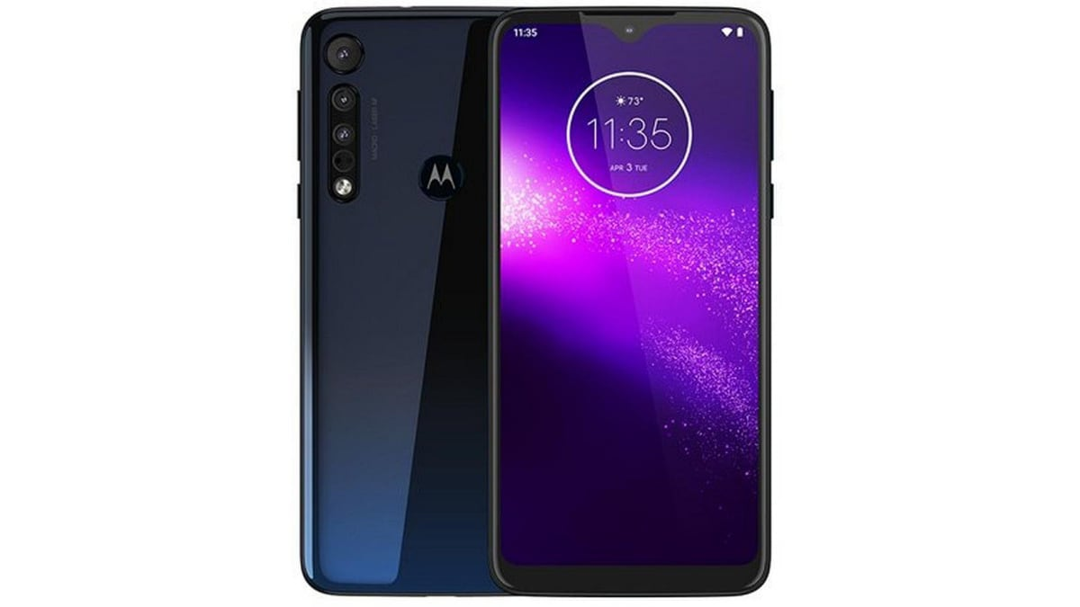 Motorola One Macro India Launch Teased, New Alleged Render Appears Online