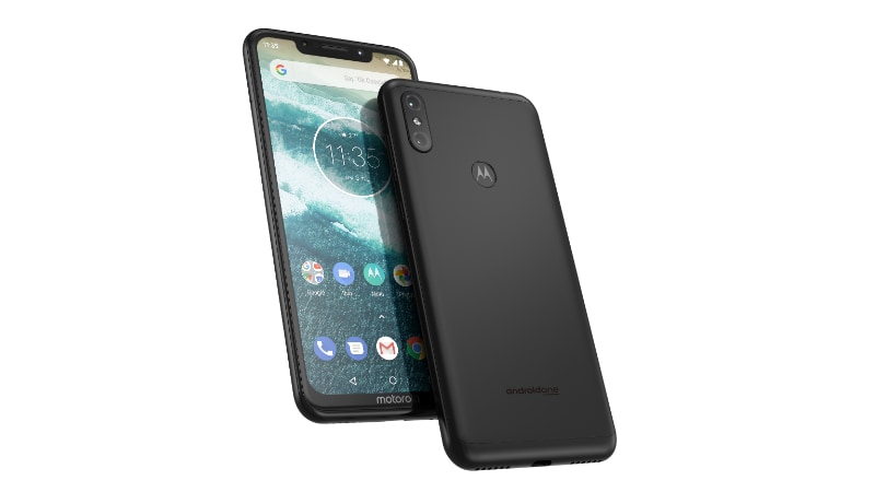 Motorola One Power With 5,000mAh Battery Launched in India: Price, Specifications