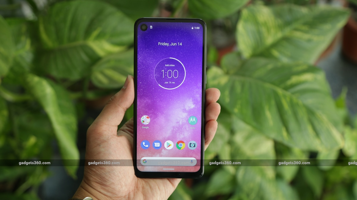 9d332609383 Motorola One Vision to Go on Sale via Flipkart in India Today: Price,  Specifications, Launch Offers