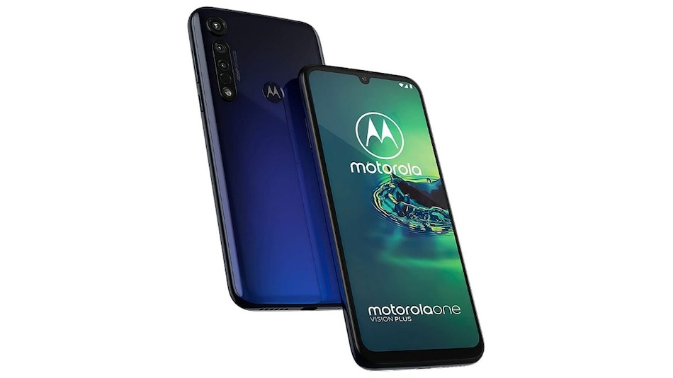 Motorola One Vision Plus With Snapdragon 665, Triple Rear Cameras Launched: Price, Specifications