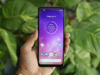 Motorola One Vision With 21:9 Display, 48-Megapixel Camera Debuts in India