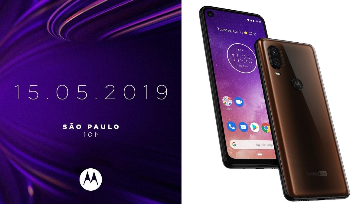 Motorola One Vision With Hole-Punch Display, 48-Megapixel Camera Tipped to Launch in Brazil on May 15
