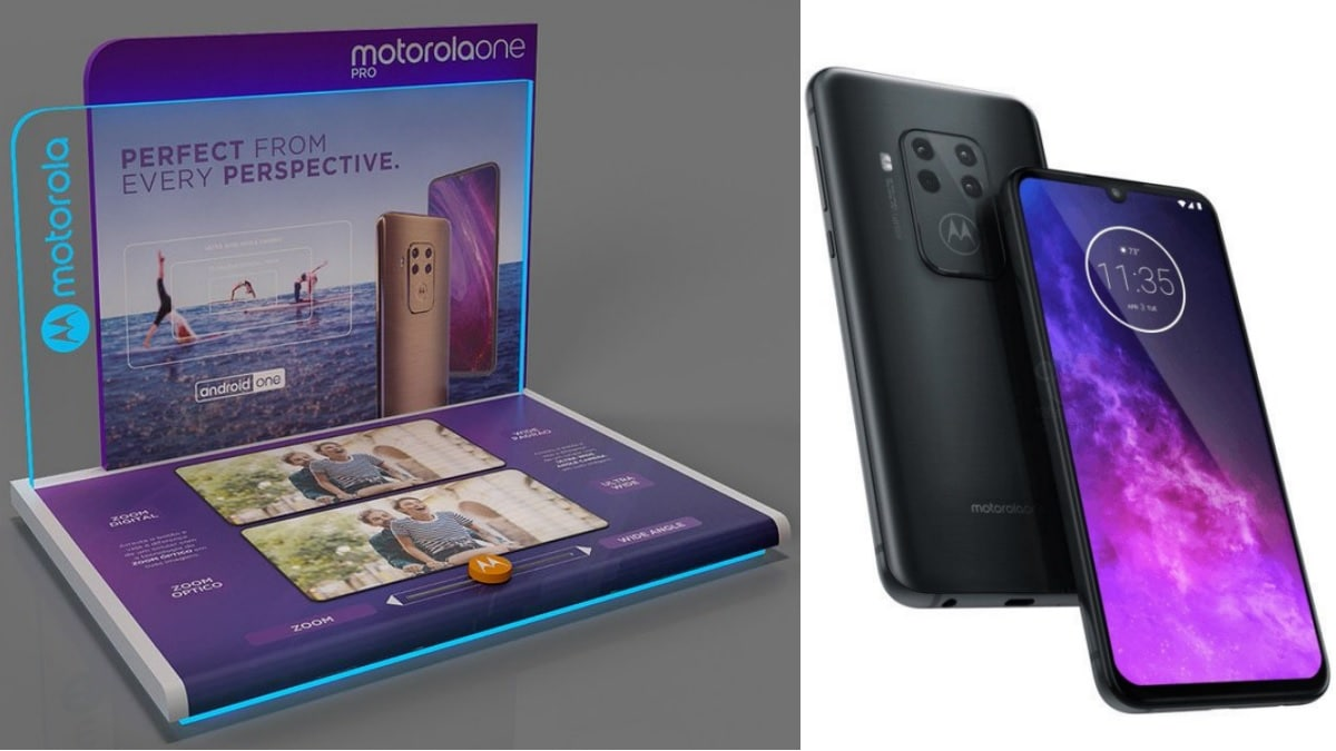 Motorola One Zoom Is Just a Rebranded Motorola One Pro With Pre-Installed Amazon Apps: Report