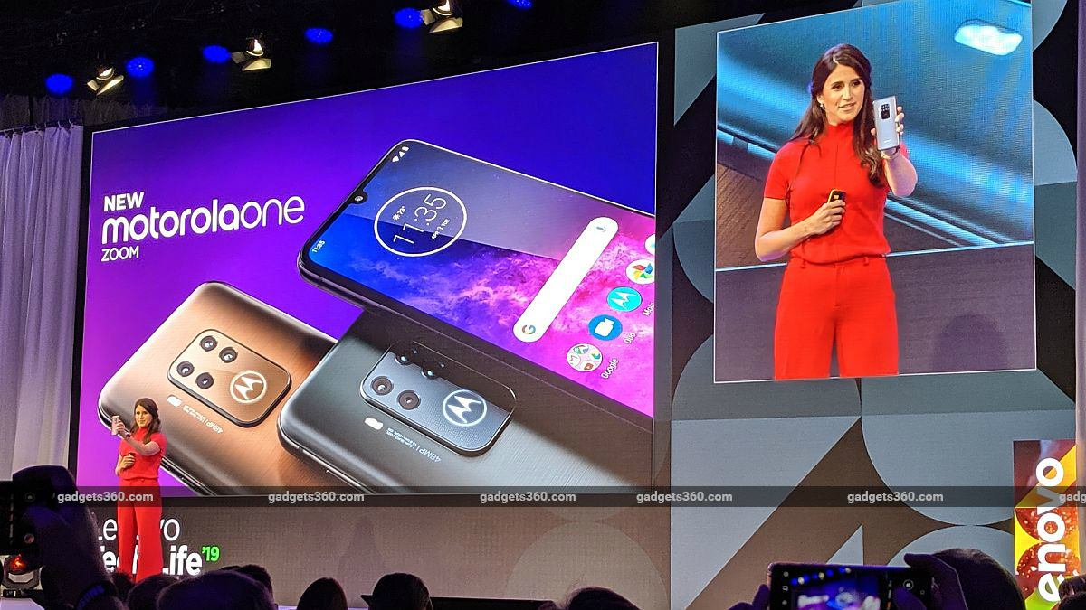 Motorola One Zoom With Quad Rear Cameras, Moto E6 Plus With Dual Rear Cameras Launched: Price, Specifications