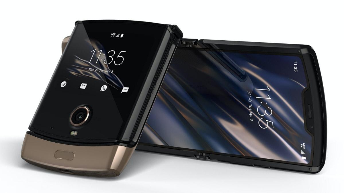 Motorola Responds To Razr Folding Test; Says FoldBot Puts Undue Strain