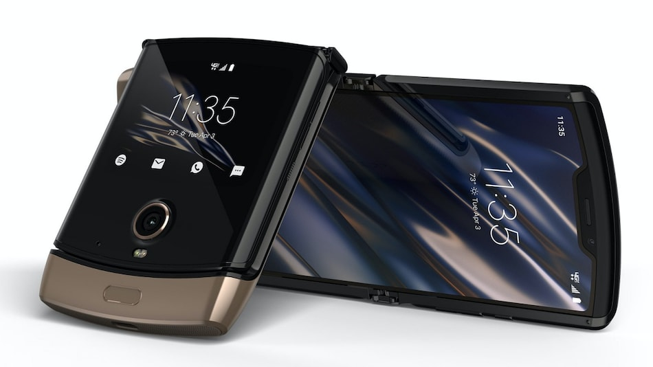 Motorola Razr Blush Gold Colour Variant Becomes Official, Releasing This Spring