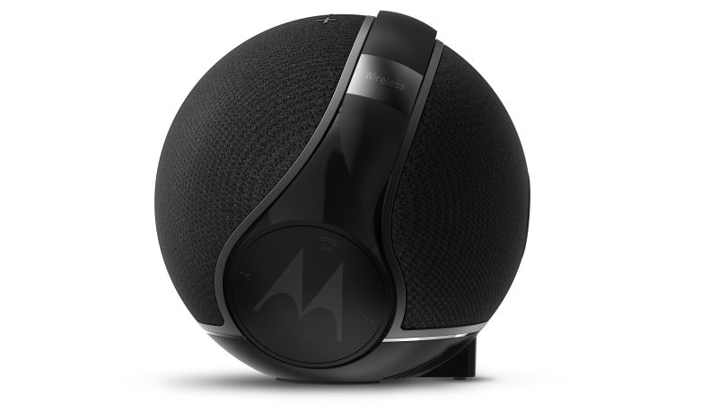 Motorola Sphere+ Bluetooth Speaker With Over-Ear Headphones Launched in India