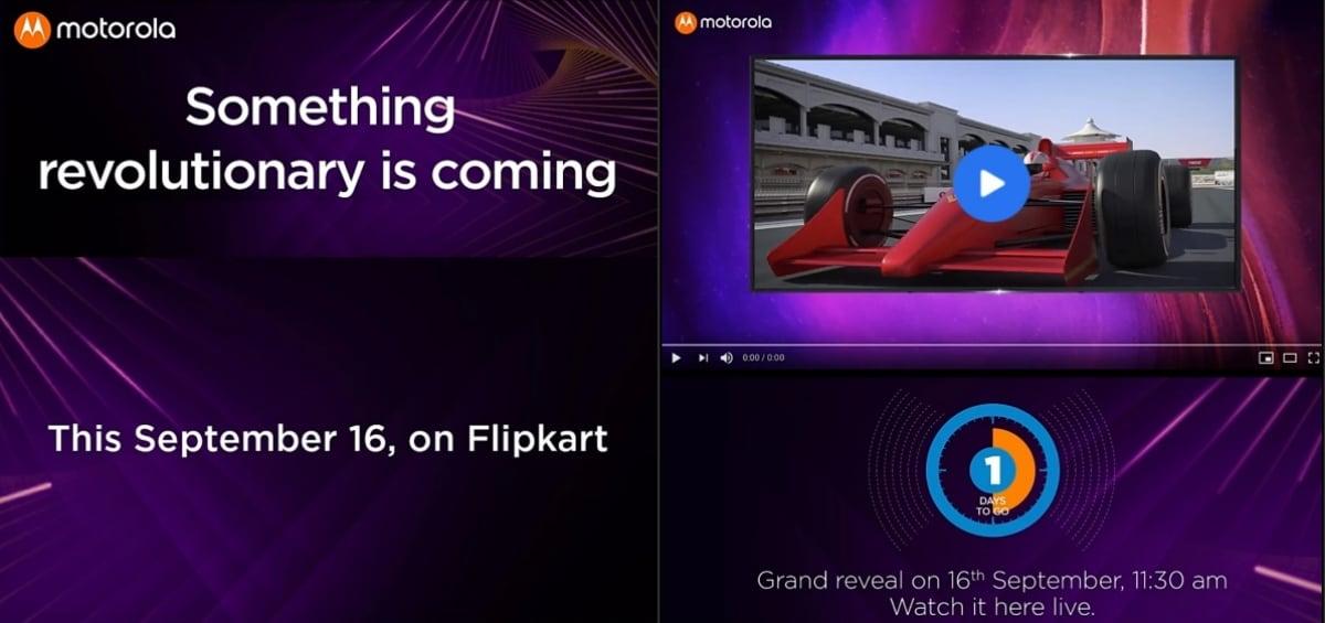 motorola tv teaser flipkart 1 Motorola TV