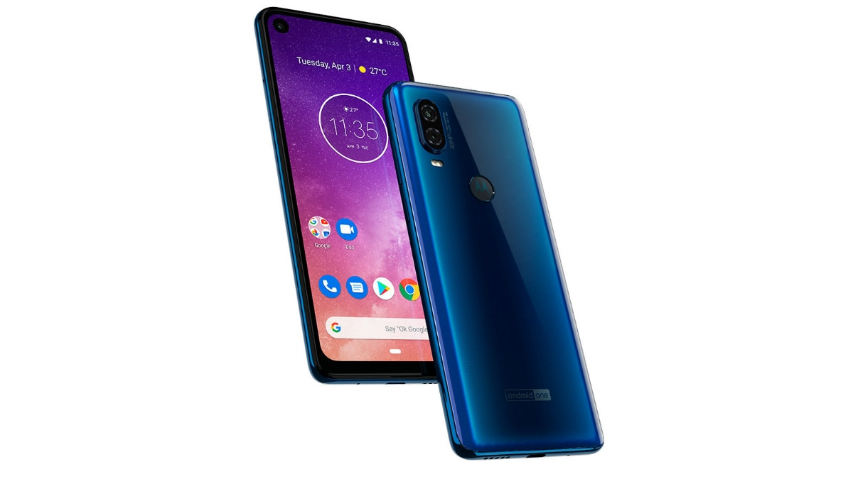 Motorola One Vision With Hole-Punch Display Launched: Price, Specifications