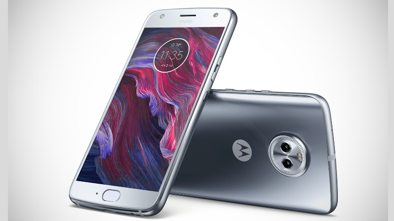 Moto X4 Price in India Tipped to Be Rs. 23,999
