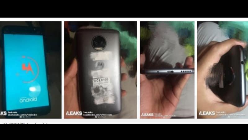 Moto X (2017) Leaked in Images, Tips Front Flash and Fingerprint Scanner