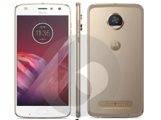 Moto Z2 Play Render Images Leak, Launch Date Tipped
