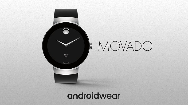 Movado Hugo Boss And Other Android Wear 2 0 Smartwatches Launched