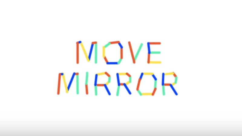 Google's Move Mirror AI Experiment Tries to Match Your Dance Moves With Photos