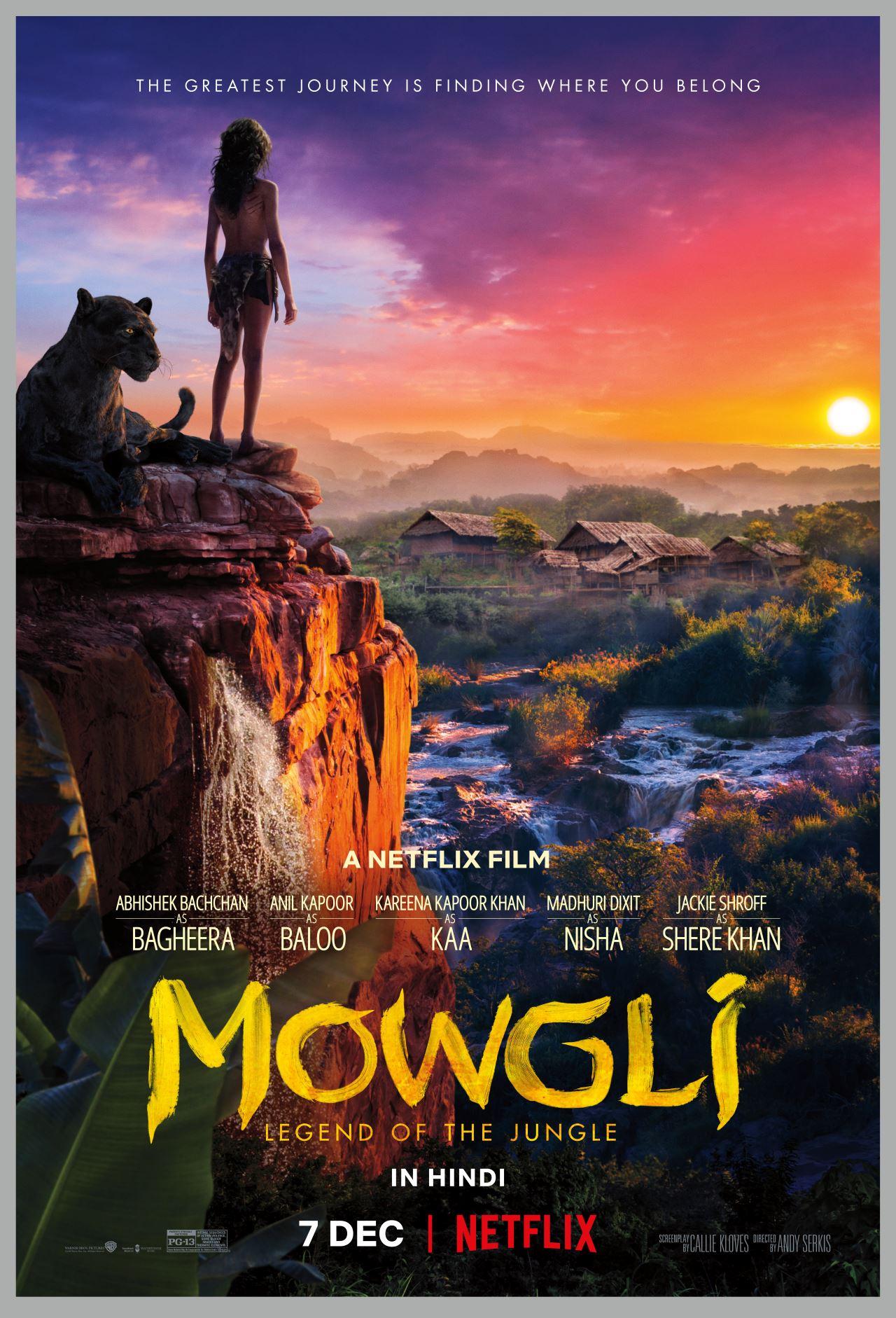 Netflix's Mowgli Casts Abhishek Bachchan, Kareena Kapoor, and More