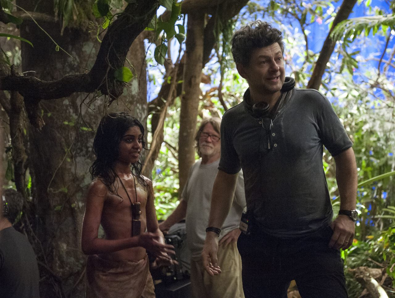 Netflix's Mowgli: Andy Serkis, Christian Bale on India Focus, Performance Capture, and More