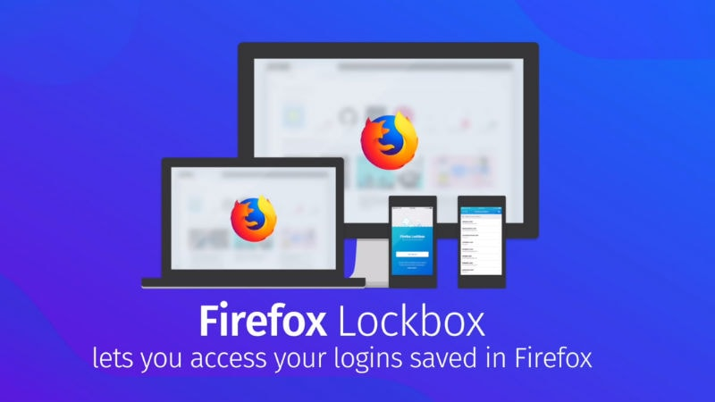 Mozilla Launches Notes by Firefox for Android, Firefox Lockbox Password Manager for iOS