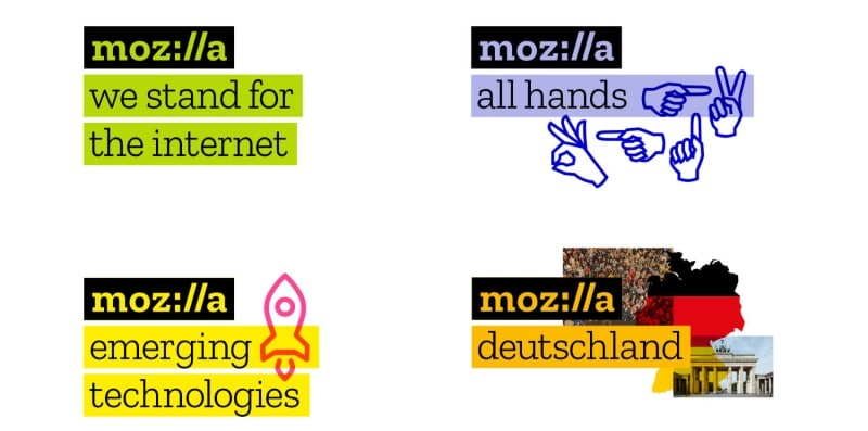 Mozilla Reveals a New Logo Alongside Major Redesign