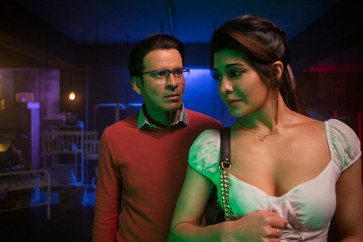 Mrs. Serial Killer Review: Jacqueline Fernandez Competes With ...