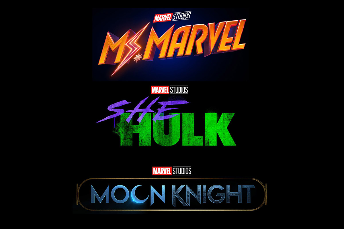 Ms. Marvel, She-Hulk, Moon Knight Marvel Disney+ Series Announced at D23 Expo