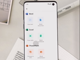 Microsoft Office All-in-One App Launched for Android, iOS; Features Word, Excel, and PowerPoint in a Single Place