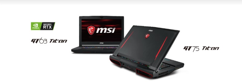 MSI GS75 Stealth, MSI PS63 Modern Laptops Announced at CES