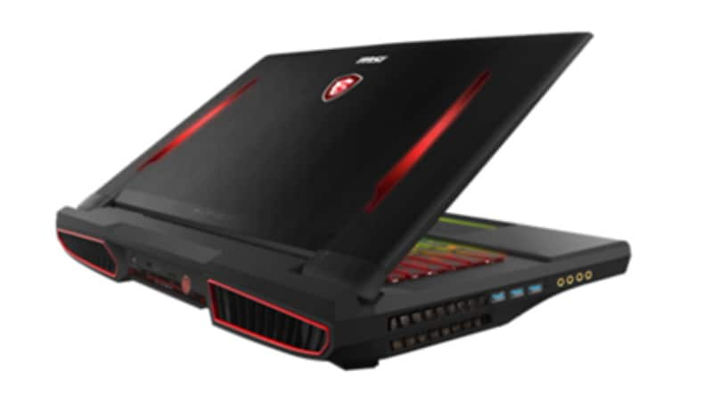 MSI GT75VR Titan Pro and GE63VR, GE73VR Raider Gaming Laptops Launched in India
