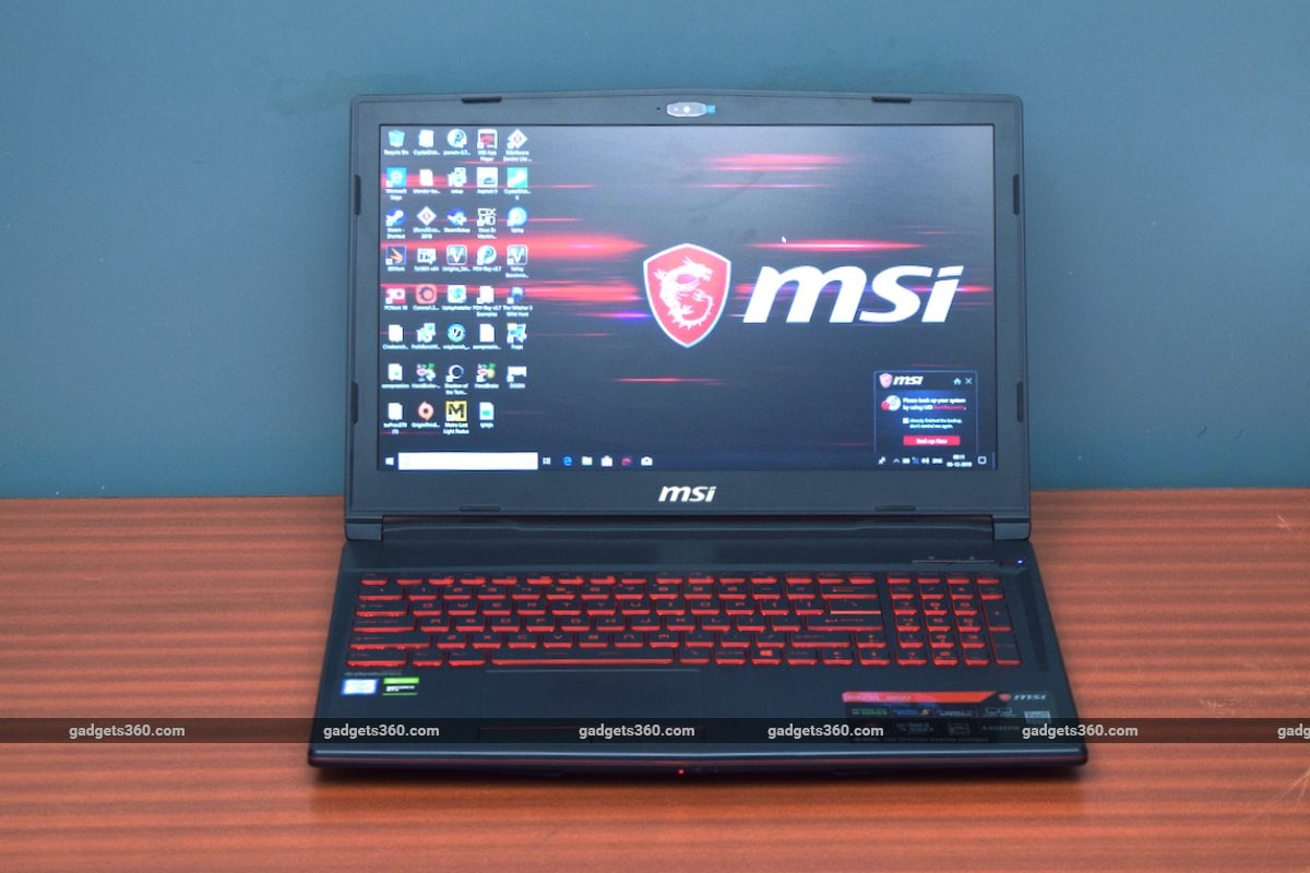 MSI GL63 9SD-1041IN Review