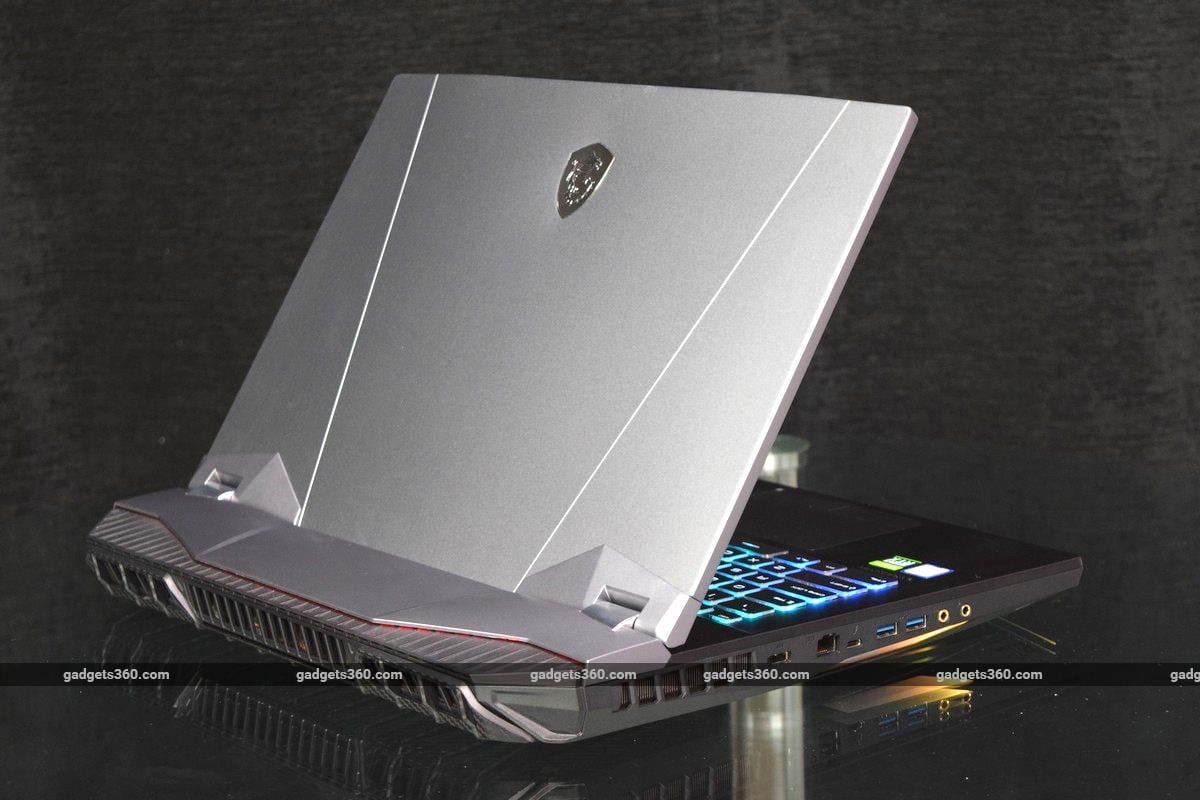 MSI GT76 DT-9SG Titan Gaming Laptop Review | NDTV Gadgets360 com