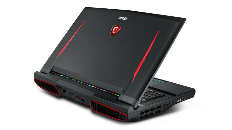 MSI GS65 Stealth Thin, GT75 Titan, GE Raider RGB Edition Gaming Laptops Launched in India: Price, Specifications