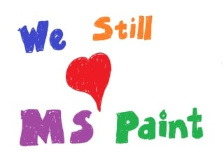 Microsoft Says MS Paint Isn't Going Away, Will Be Optional Windows Store Download