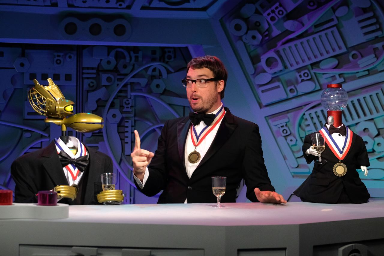 Mystery Science Theater 3000 Returns to Netflix in November