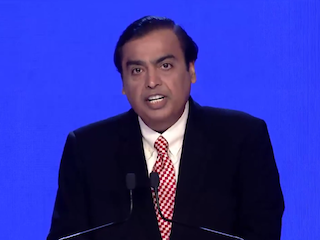4G Coverage in India Will Beat 2G in a Year, Says Mukesh Ambani